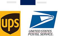 UPS, USPS