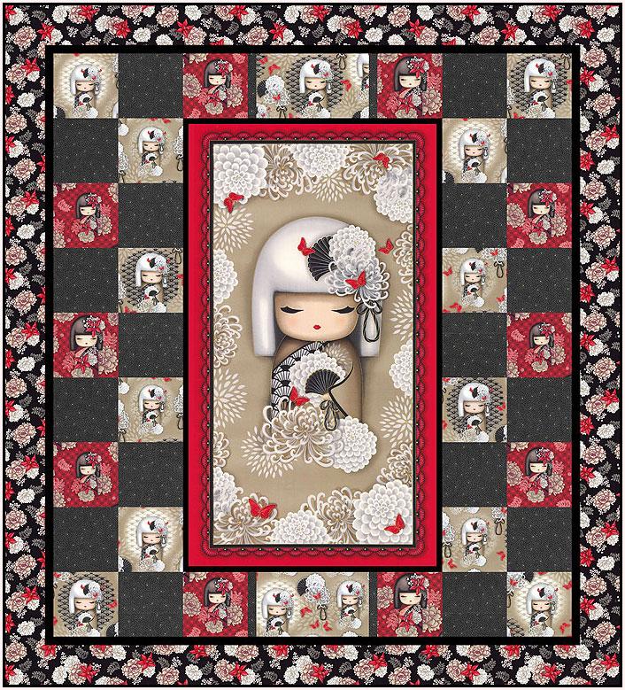 Free Pattern Kimmidoll Yoriko Equilter Blogequilter Blog
