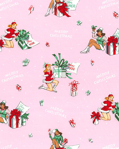 Christmas Time - For You - Candy Pink