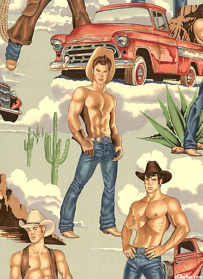 Cowboy Hunks - Dusty