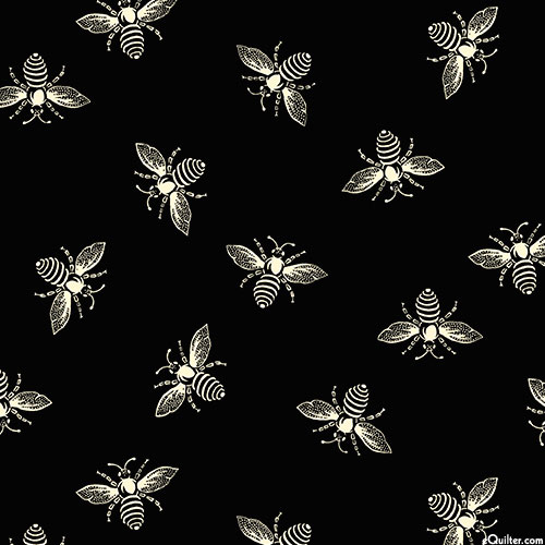 French Bee - Black