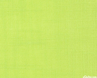 Textured Solids - Rich Slub Weave - Sprout Green