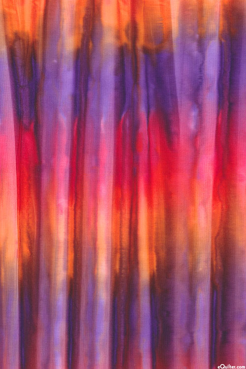 Aurora - Sky Dance Striped Hand-Dye - Sunset