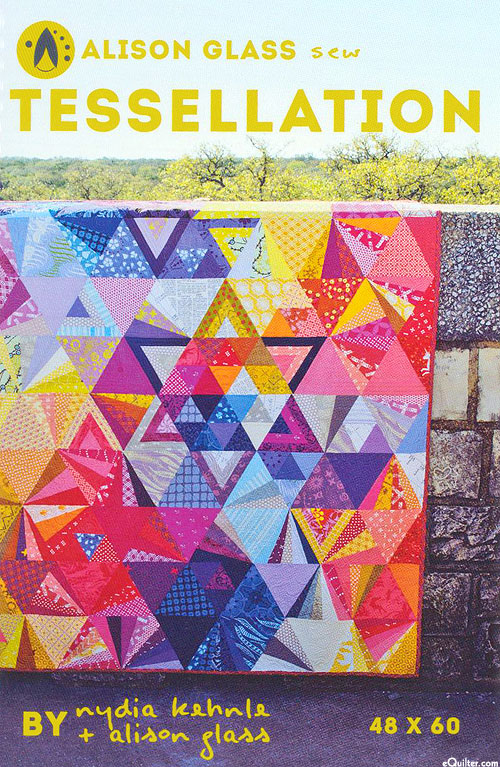 Tessellation - Quilt Pattern by Alison Glass