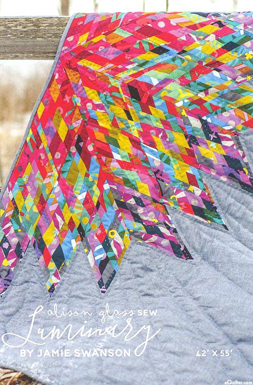 Luminary - Quilt Pattern by Jamie Swanson