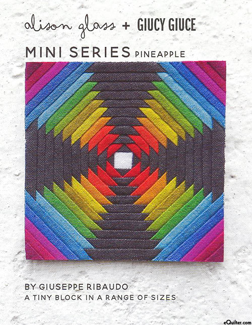 Mini Series - Pineapple - Pattern by Giuseppe Ribaudo