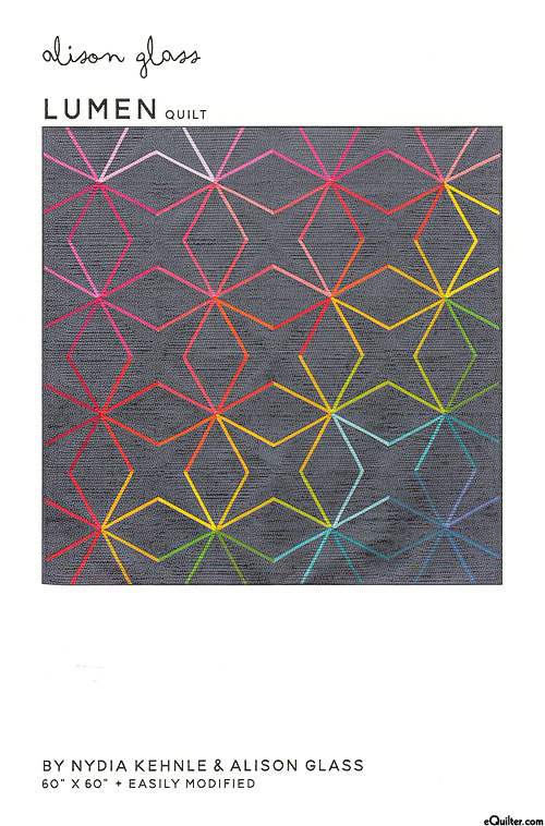 Lumen - Quilt PATTERN by Alison Glass