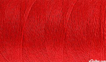 AURIFIL WOOL/Acrylic Thread - Solid 12 Wt - Red
