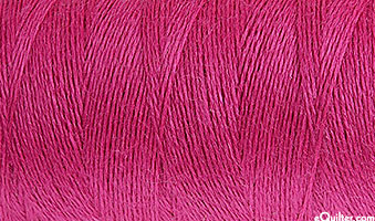 AURIFIL WOOL/Acrylic Thread - Solid 12 Wt - Orchid Pink