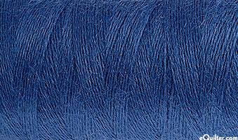 AURIFIL WOOL/Acrylic Thread - Solid 12 Wt - Marine Blue