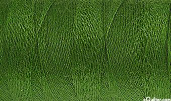 AURIFIL WOOL/Acrylic Thread - Solid 12 Wt - Basil Green