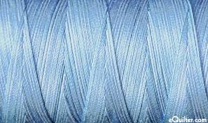Variegated - AURIFIL Cotton Thread - 28 Wt - Stonewash Blue