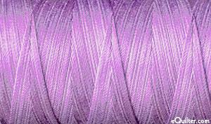 Variegated - AURIFIL Cotton Thread - 28 Wt - French Lilac