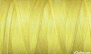 Variegated - AURIFIL Cotton Thread - 28 Wt - Lemon Ice