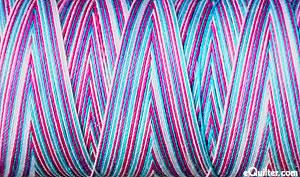 Variegated - AURIFIL Cotton Thread - 28 Wt - Berrylicious