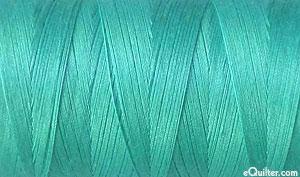Turquoise - AURIFIL Cotton Thread - Solid 50 Wt - Light Jade