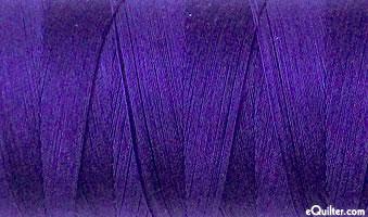 Purple - AURIFIL Cotton Thread - Solid 50 Wt - Blue Violet
