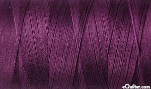 Purple - AURIFIL Cotton Thread - Solid 50 Wt - Dk Prune