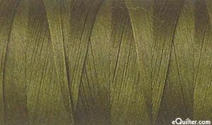 Brown - AURIFIL Cotton Thread - Solid 50 Wt - Dk Sandstone