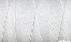 Basic - AURIFIL Cotton Thread - Solid 50 Wt - White