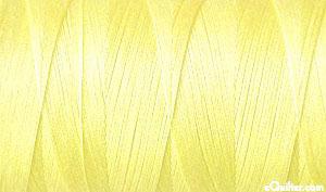 Yellow - AURIFIL Cotton Thread - Solid 50 Wt - Lemon