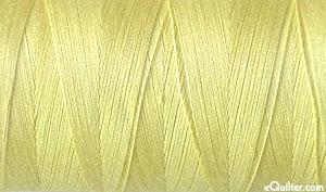 Yellow - AURIFIL Cotton Thread - Solid 50 Wt - Wheat