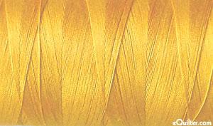 Yellow - AURIFIL Cotton Thread - Solid 50 Wt - Spun Gold