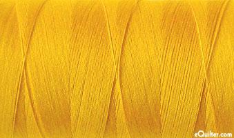 Yellow - AURIFIL Cotton Thread - Solid 50 Wt - Yellow