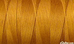 Gold - AURIFIL Cotton Thread - Solid 50 Wt - Cinnamon