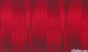Burgundy - AURIFIL Cotton Thread - Solid 50 Wt - Red Wine