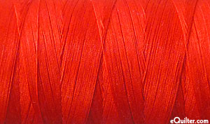 Red - AURIFIL Cotton Thread - Solid 50 Wt - Lobster Red