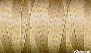 Beige - AURIFIL Cotton Thread - Solid 50 Wt - Beige
