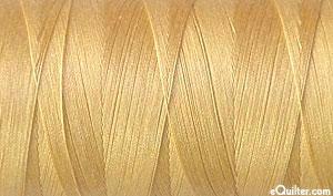 Brown - AURIFIL Cotton Thread - Solid 50 Wt - Cashmere Tan