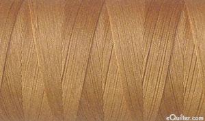 Brown - AURIFIL Cotton Thread - Solid 50 Wt - Light Chestnut