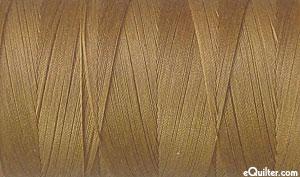 Brown - AURIFIL Cotton Thread - Solid 50 Wt - Café au Lait