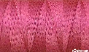 Pink - AURIFIL Cotton Thread - Solid 50 Wt - Peony