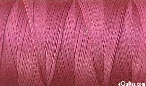 Pink - AURIFIL Cotton Thread - Solid 50 Wt - Rose