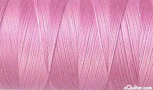 Pink - AURIFIL Cotton Thread - Solid 50 Wt - Pale Orchid