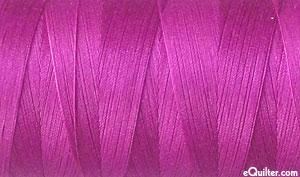 Purple - AURIFIL Cotton Thread - Solid 50 Wt - Magenta