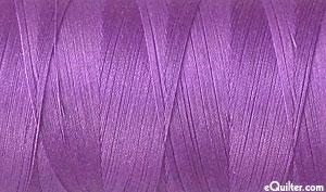 Purple - AURIFIL Cotton Thread - Solid 50 Wt - Medium Lavender