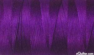 Purple - AURIFIL Cotton Thread - Solid 50 Wt - Medium Purple