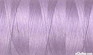 Purple - AURIFIL Cotton Thread - Solid 50 Wt - Pastel Iris
