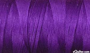 Purple - AURIFIL Cotton Thread - Solid 50 Wt - Dk Violet