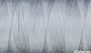Gray - AURIFIL Cotton Thread - Solid 50 Wt - Gray