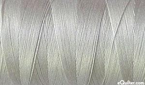 Gray - AURIFIL Cotton Thread - Solid 50 Wt - Aluminum Gray