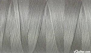 Gray - AURIFIL Cotton Thread - Solid 50 Wt - Steel Gray