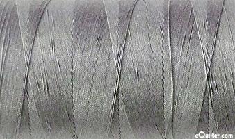 Gray - AURIFIL Cotton Thread - Solid 50 Wt - Arctic Gray