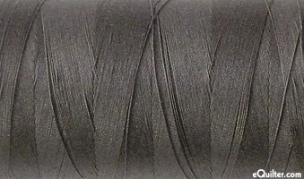 Gray - AURIFIL Cotton Thread - Solid 50 Wt - Dk Pewter
