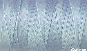 Blue - AURIFIL Cotton Thread - Solid 50 Wt - Lt Robins Egg