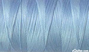 Blue - AURIFIL Cotton Thread - Solid 50 Wt - Robins Egg